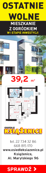 ostatnie mieszkanie z ogrodem- pionowy